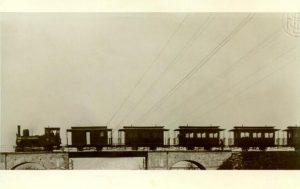 Figura 5 - La Linea gemella Modena - Vignola anno 1915.