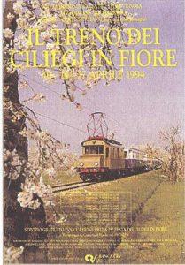 Figura 14 - Servizio commemorativo offerto durante la Festa dei Ciliegi in fiore. Anno 1994.